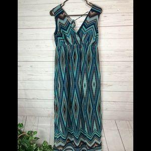Cynthia Rowley Maxi Dress Size 8